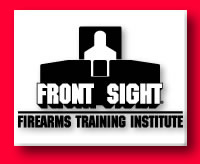 Front Sight Gun training | Firearm Training
